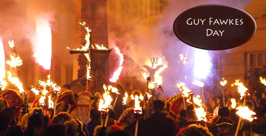 Guy Fawkes Day Celebrations