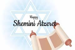 Shemini Atzeret