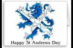 St Andrews Day